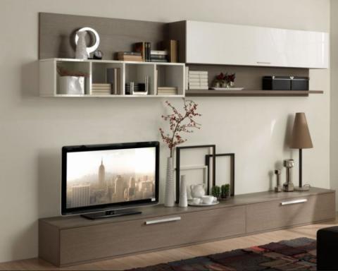 Arredare soggiorno moderno trucchi consigli for Arredamento bilocale moderno