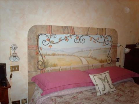Decorare testata letto risparmiare e rinnovare - Decorare la camera da letto ...