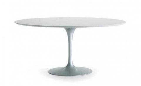 Eero Saarinen Tavolo Tulip Classico Design Moderno