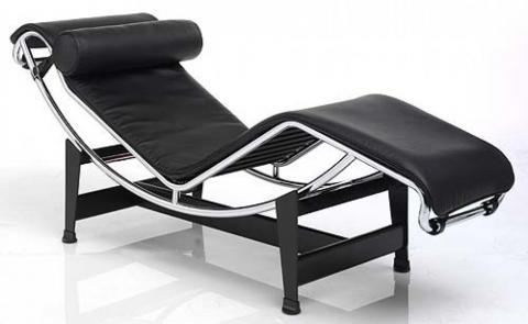 lc4 le corbusier: l\'essenza dello stile e del relax