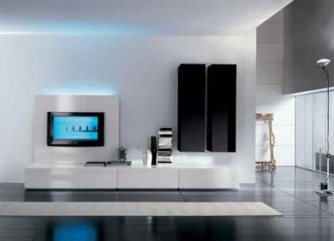 Non avete ancora scelto la vostra parete soggiorno moderna?