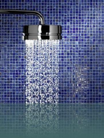 Rivestimenti bagni mosaico riscoperta classico - Rivestimenti bagno mosaico ...