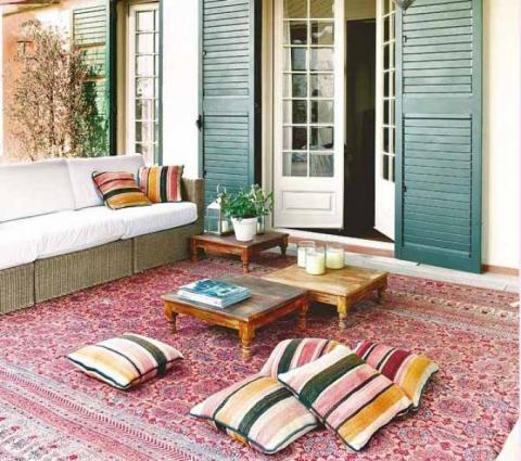 Come arredare una terrazza cinque facili suggerimenti for Arredare una terrazza