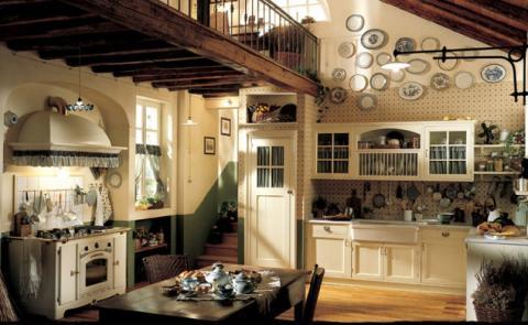 Idee per arredare taverna suggerimenti - Cucina per tavernetta ...