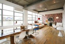 Arredare un loft open space: ampi spazi e grande fascino