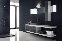 Bagno moderno: stile e orginalità