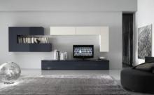 Colori del soggiorno moderno: nuove tendenze e classici rivisitati