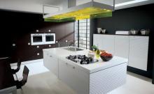 Cucine con isola: comodità e innovazione