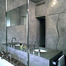Rivestimento bagno in resina: una novità per un bagno moderno