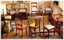 Sedie classiche: comodità e versatilità