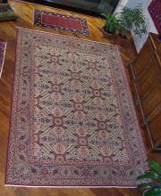 Tappeti persiani: fascino orientale